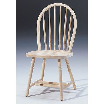 Junior Windsor Spindleback Kid's Chair by International Concepts
