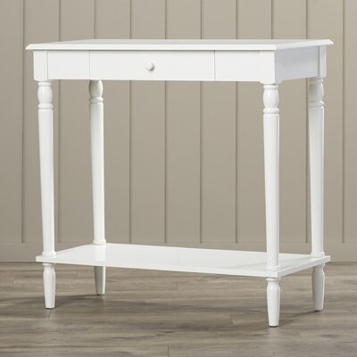 Leyden Console Table by August Grove