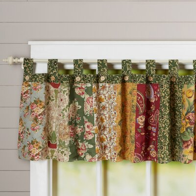 "Edwina 84"" Curtain Valance Product Photo"