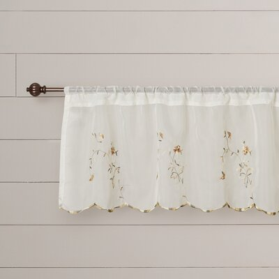 "Cherry 52"" Curtain Valance Product Photo"