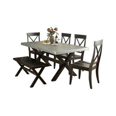 One Allium Way Rye Dining Table Amp Reviews Wayfair