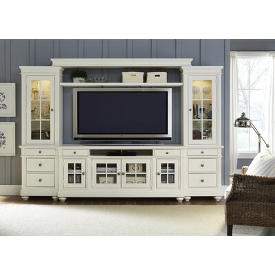 Harbor View Entertainment Center with 70