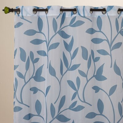 Collinsville Grommet Single Curtain Panel Product Photo