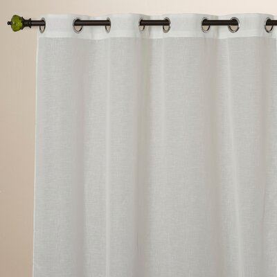 Point Reyes Grommet Top Semi Single Curtain Panel Product Photo