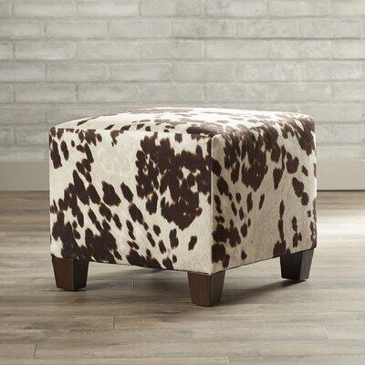 Stanton Upholstered Cube Ottoman by Trent Austin Design