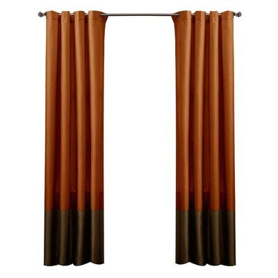 House Of Hampton Sharpay Rod Pocket Curtain Panels Reviews Wayfair