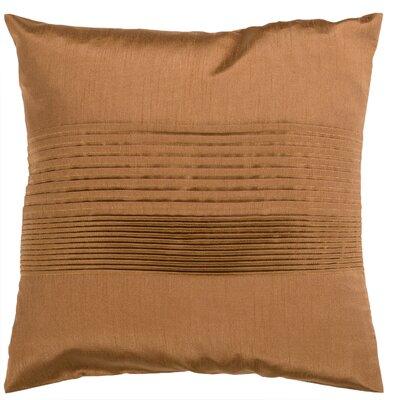 Bradshaw Pleated Throw Pillow by House of Hampton