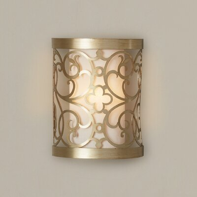 Feiss Arabesque 1 Light Wall Sconce