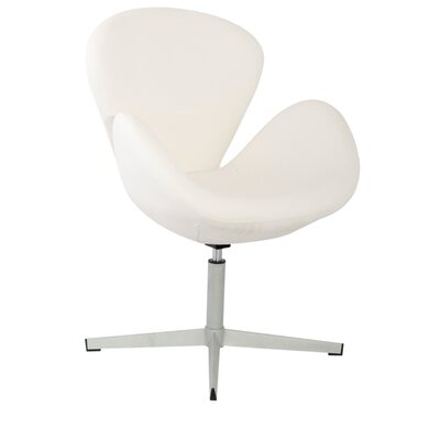 Swan Adjustable Leisure Side Chair by Ceets