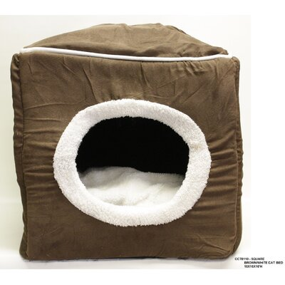 Square Cat Bed by DestiDesign