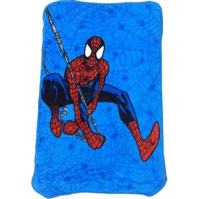 Comics Spider-Man Webslinger Toddler Blanket by Store 51