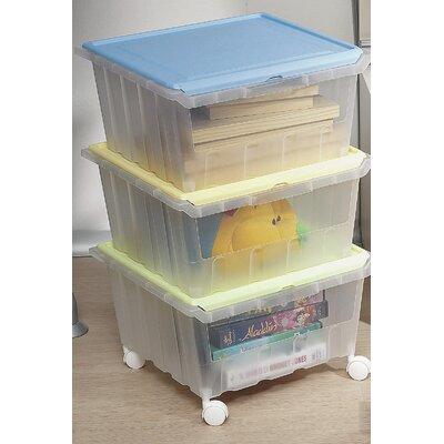 3 Piece Storage Bin Product Photo