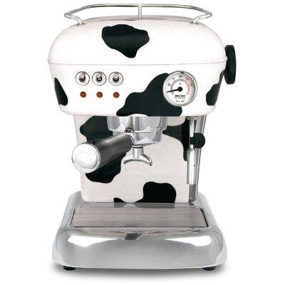 The Cow Dream UP V2 Espresso Machine by Ascaso