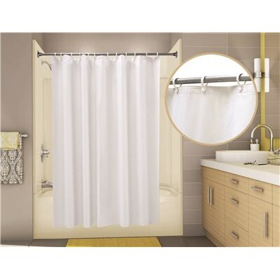 Econocord Vinyl Shower Curtain by ProPlus