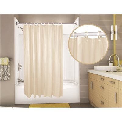 Omega Vinyl Shower Curtain by ProPlus