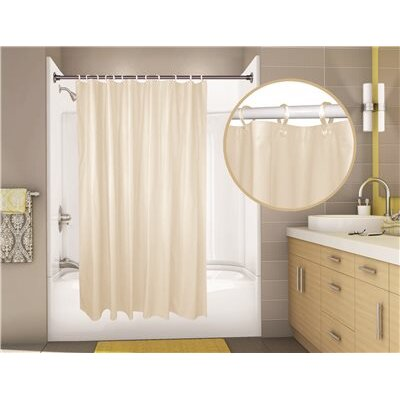 Thrif-T-Liner Vinyl Shower Curtain by ProPlus