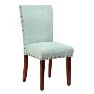 Elliya Nailheads Parsons Chair by Roundhill Furniture