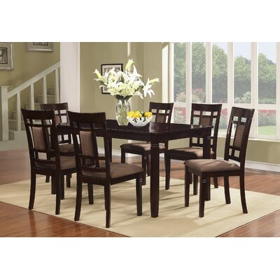Inworld 7 Piece Dining Set by Roundhill Furniture