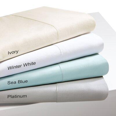 Sleep Philosophy 300 Thread Count Silky Pima Pillowcase