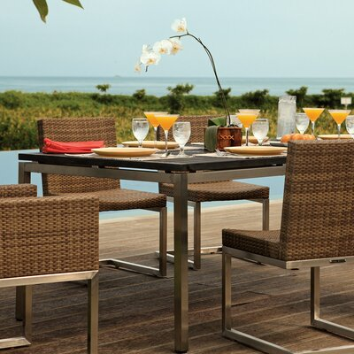 Palms 7 Piece Dining Set by Thos Baker