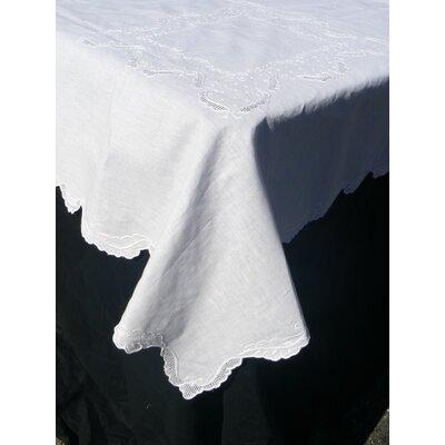 Foglia Round Tablecloth Set by Fino Lino