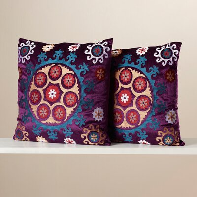 Throw Pillow by Bungalow Rose