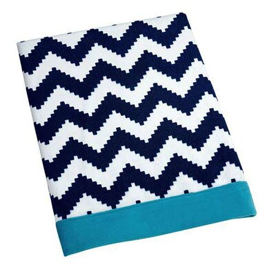 Party Whale Blanket by Happy Chic Baby by Jonathan Adler