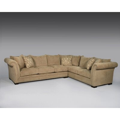 Benthy Right Hand Facing Sectional by Sage Avenue