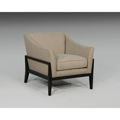 Anniston Wood Occasional Chair by Sage Avenue