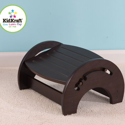 Kidkraft 1 Step Manufactured Wood Adjustable Step Stool