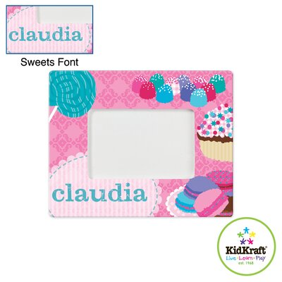 KidKraft Personalized Sweets Frame