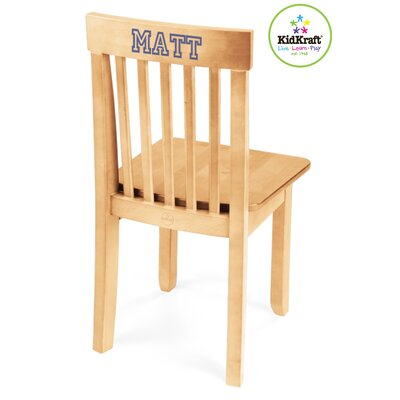 Personalized Avalon Kid's Desk Chair by KidKraft