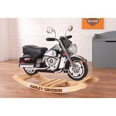Harley-Davidson Roaring Police Rocker by KidKraft