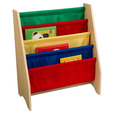 "KidKraft Sling 28"" Book Display"