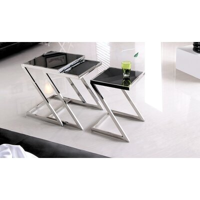 Halo Nesting Tables by Armen Living