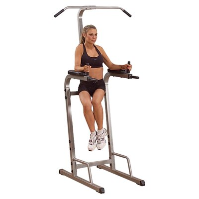 Vertical Knee Power Tower by Best Fitness