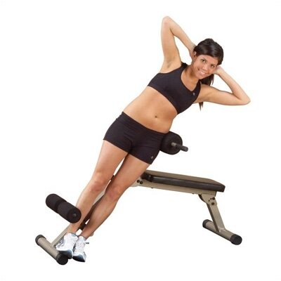 Board Ab Bench by Best Fitness