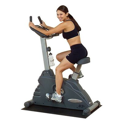 Endurance B2U Manual Upright Bike by Best Fitness