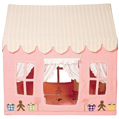Gingerbread Cottage Playhouse Product Photo