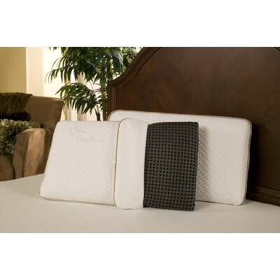 Black Diamond Ventilated Pillow by BlissfulNights