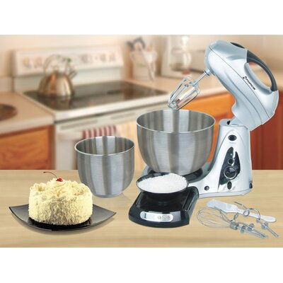 Professional Stainless Steel Stand Mixer by GForce