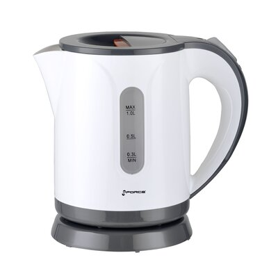 0.85-qt. Stainless Steel Electric Kettle by GForce