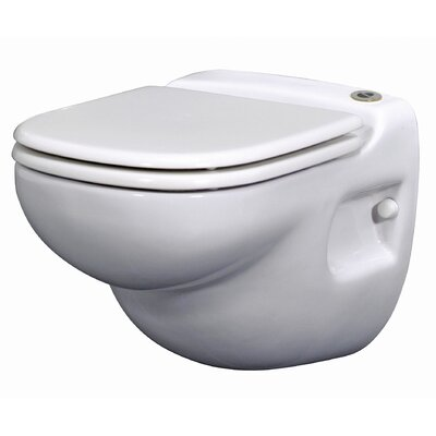Sanistar Elongated 1 Piece Toilet Product Photo