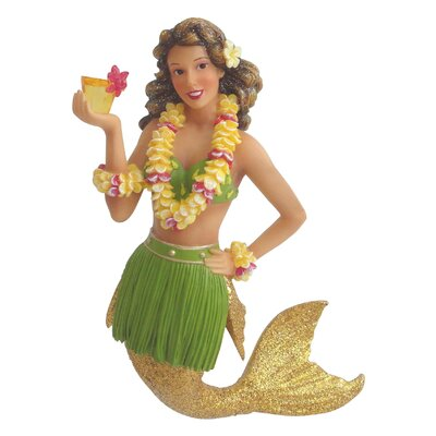 Mai Tai II Mermaid Figurine by DecemberDiamonds