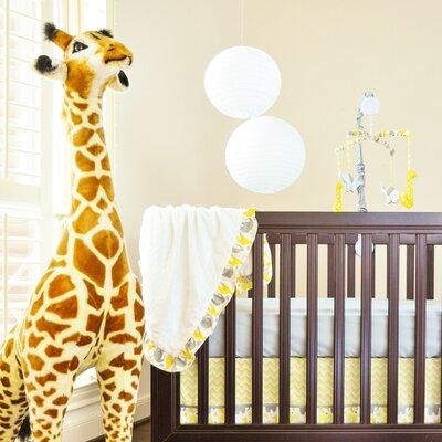Safari 10 Piece Crib Bedding Set by Pam Grace Creations