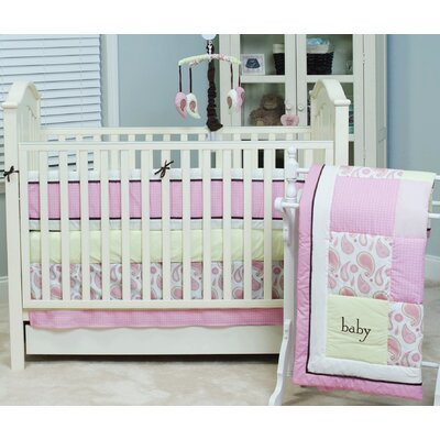 Pam's Paisley 10 Piece Crib Bedding Set by Pam Grace Creations