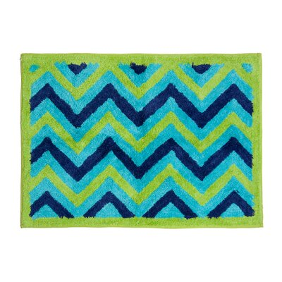 ZigZag Elephant Kids Rug by Pam Grace Creations