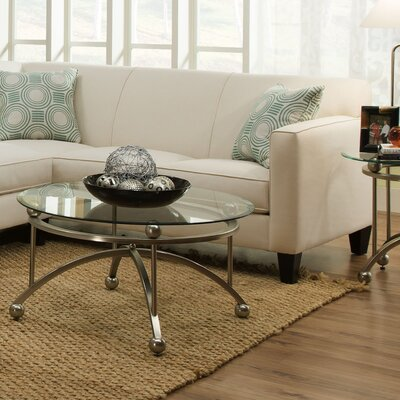 Hadley Envision Eggshell Sofa Left Hand Facing Sectional by Sunbrella