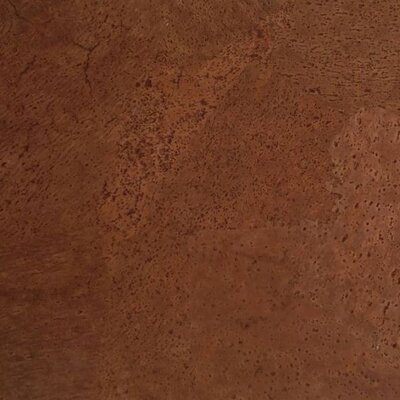 "APC Cork 12"" Engineered Cork Hardwood Hardwood Flooring in Haromonia Mocha"