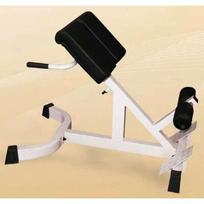 Extension Home Exercise Incline Hyperextension Bench by Yukon Fitness